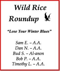 Wild Rice Roundup - 2018