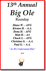 Big Ole Roundup - 2018