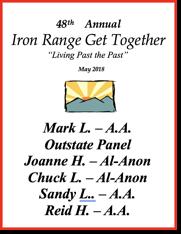 48th Iron Range Get Together - 2018