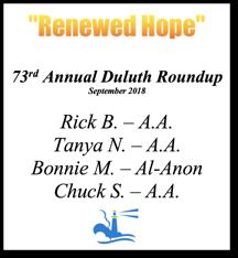 Duluth Roundup - 2018