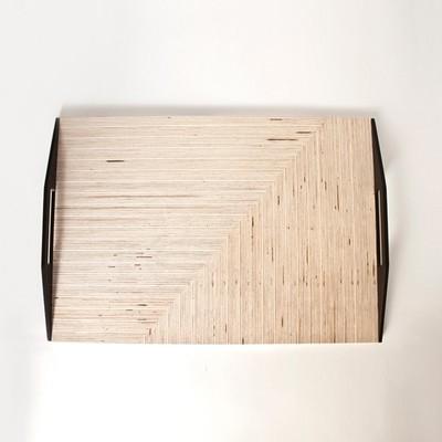 Léon tray / plateau rectangle