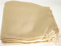 "8""x10"" Drawstring Cotton Bags, American Made, 100 Pk"