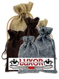 """3""""x4"""" Burlap Bags, Natural Color, 12 Pack"""