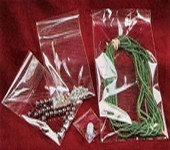 """3""""x 4"""" OPP Bags with Self-Adhesive Seal, 100 Pk  Retail Packaged"""