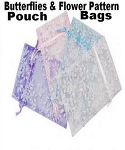 Organza Bags, 2 3/4