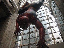 "Spiderman (New York, NY), 11""x 14"" Canvas, Priced Each"