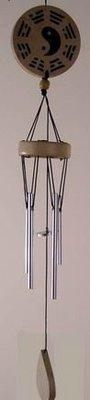 Aluminum Bronze Wind Chime, 12
