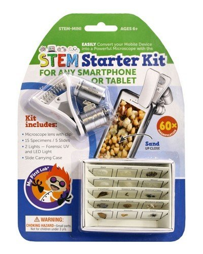 Stem Starter Kit Set, with Slides, Carded, Price Per Set