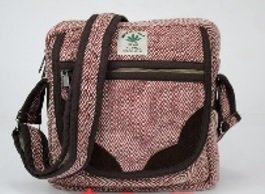 """Shoulder Bag, 9""""x 10"""",  with Strap and Front Zipper, Priced Each"""