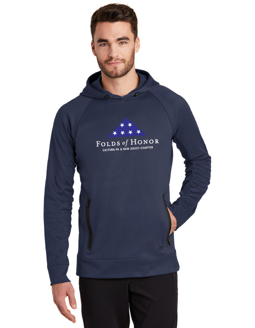 New Era ® Venue Fleece Pullover Hoodie