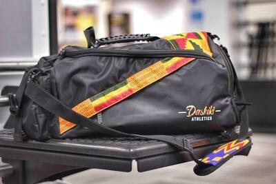 Dashiki Athletics Gym Bag