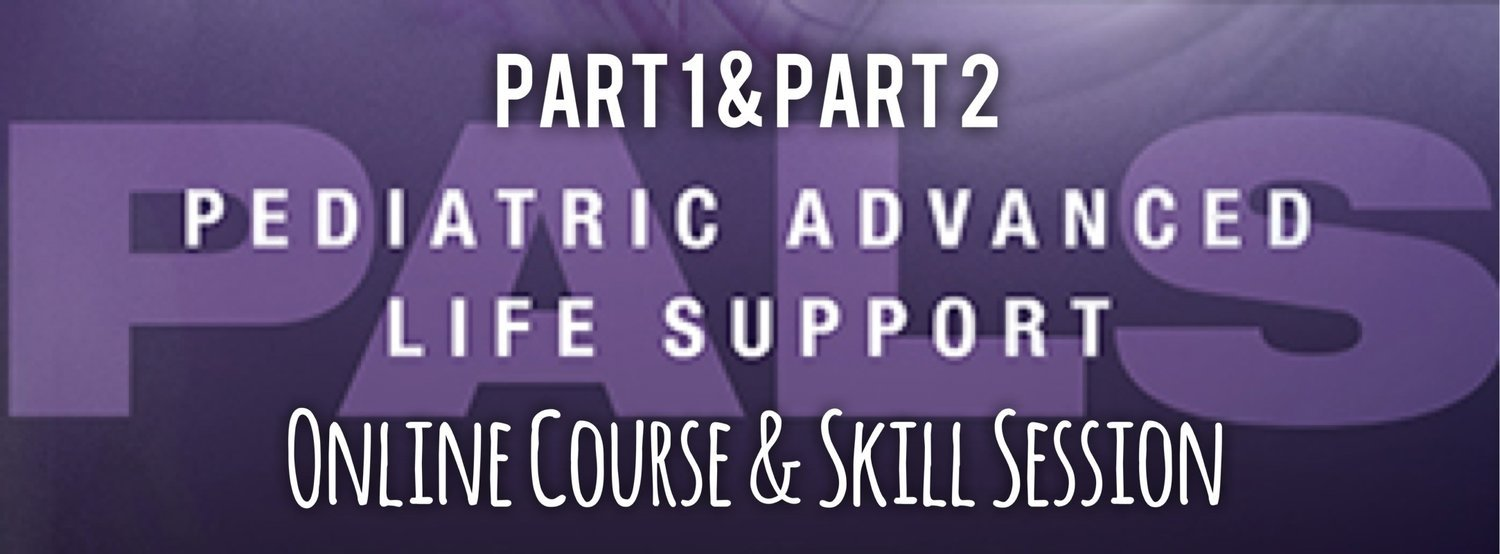 Part 1 & Part 2: PALS Online Course & Skill Session