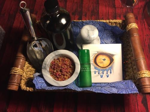 Frankincense and Myrrh Anointing Oil