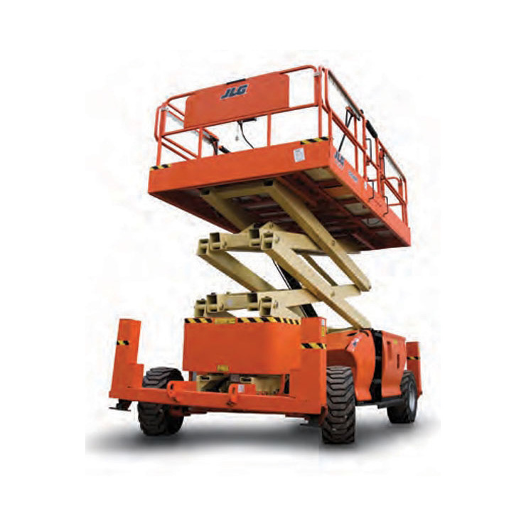 Diesel 33 Foot Rough Terrain Scissor Lift