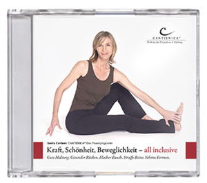 Audio-CD: CANTIENICA®-Das Powerprogramm
