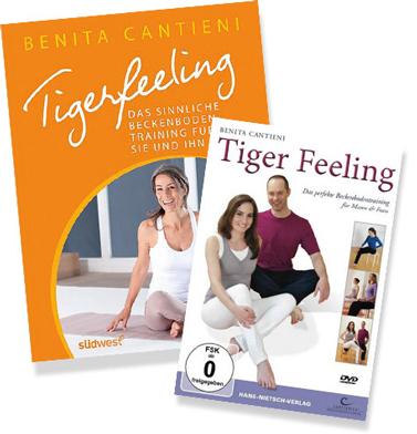 Tigerfeeling Basics: BUCH & DVD