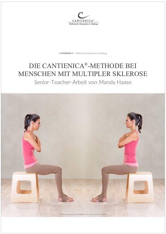 Die CANTIENICA®-Methode bei Menschen mit Multipler Sklerose (PDF)