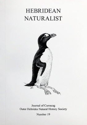 Hebridean Naturalist No. 19
