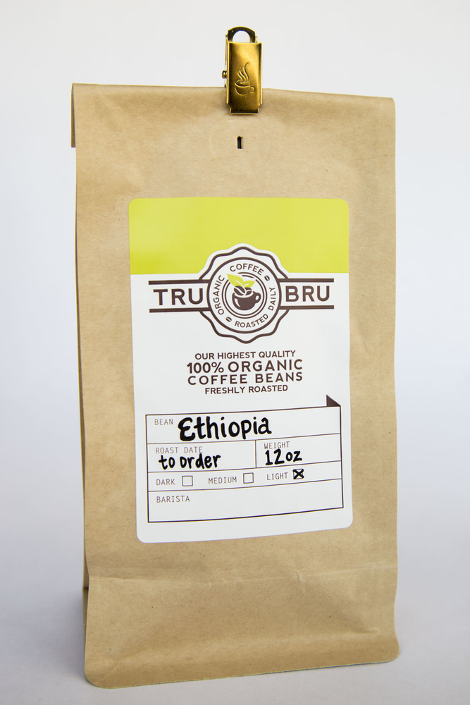 Ethiopia Sidama - FTO