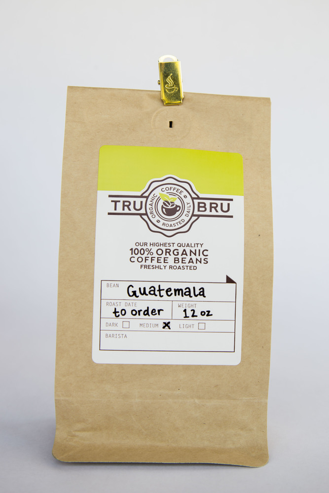 Guatemala Organic - Finca Ceylan