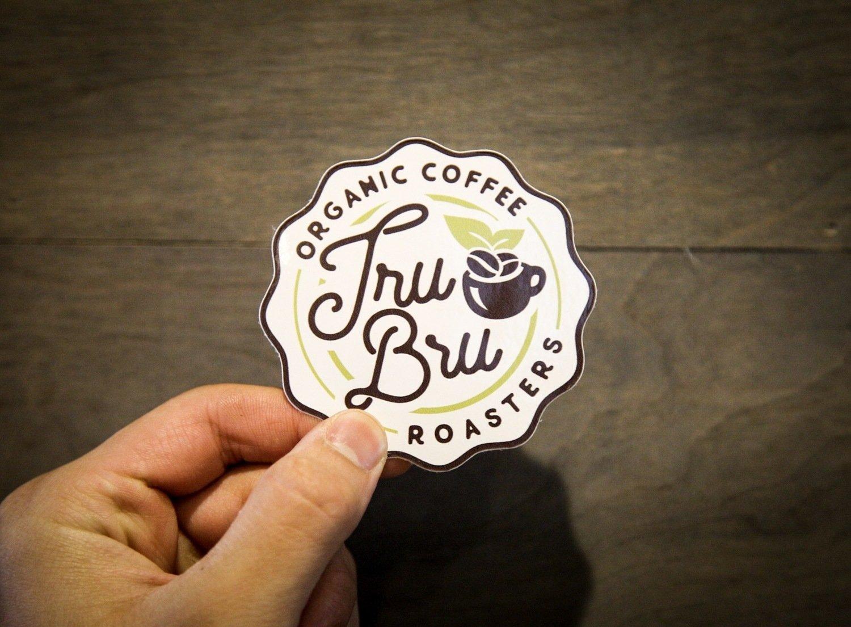 Tru Bru Sticker