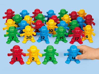 """Учебная игра """"Дружелюбные обезьянки"""" HH765"""
