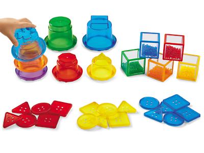 """Развивающая игра для стола с подсветкой """"Мои первые геометрические фигуры"""" AA530"""