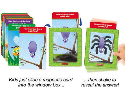 """Обучающие карточки """"Встряхни и посчитай"""""""