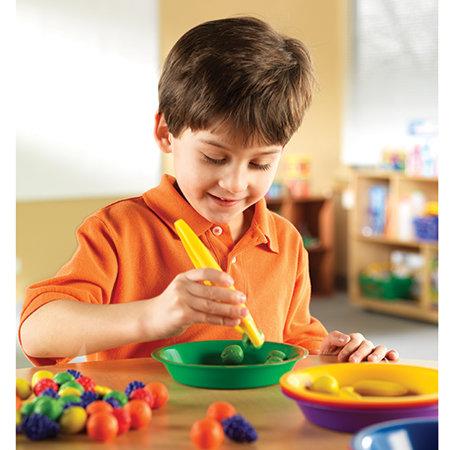 "Набор ""Разноцветные пинцеты"" (12шт) Learning Resources"