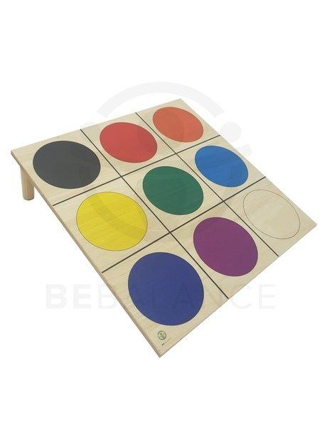 Доска для отбивания цветная LBK BALAMETRICS BB0011