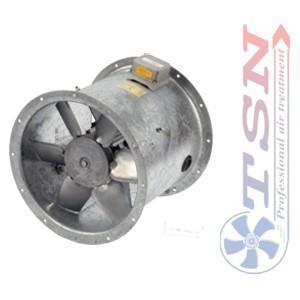 Ventilateur extracteur grosse puissance avec gaine type 56JM