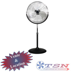 Ventilateur de brassage sur pied 50 PI