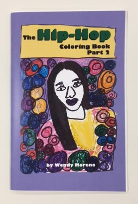 Hip Hop Coloring Book V 2