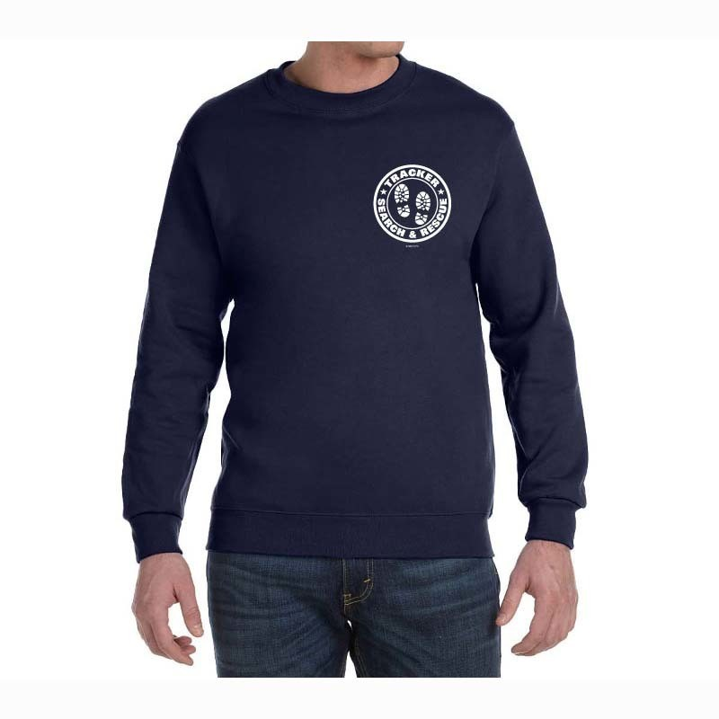 Crewneck Sweatshirt: SAR Tracker
