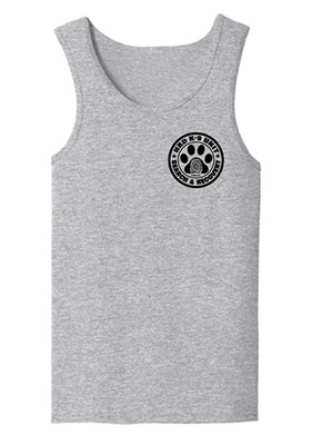 Tank Top (Men): HRD K-9 UNIT