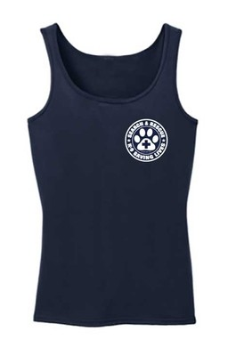 Tank Top (Women): SAR K-9 All Breed