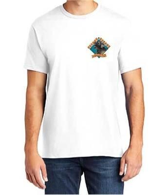 Short Sleeve T-Shirt: SAR K-9 Lab