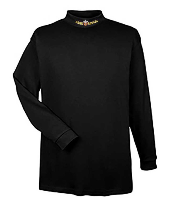 Mock Turtleneck Long Sleeve: Park Ranger
