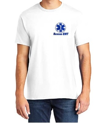 Short Sleeve T-Shirt: RESCUE EMT