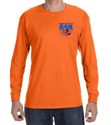 Long Sleeve T-Shirt: SAR Around the World
