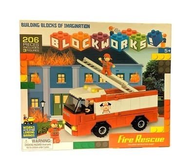 Blockworks: Fire Rescue