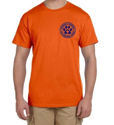 Short Sleeve T-Shirt: SAR K-9 All Breed