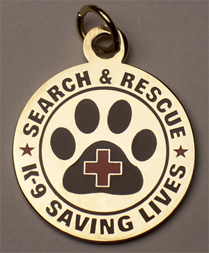 Dog Tag: SAR K-9 Saving Lives