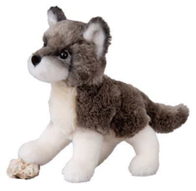 Plush K-9: Wolf