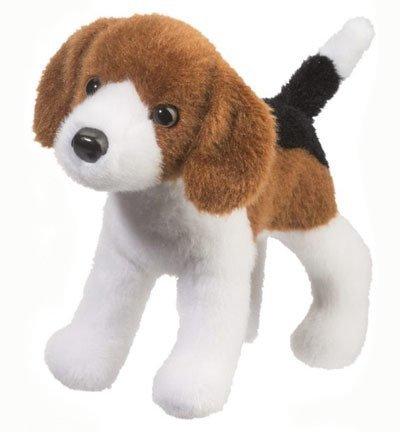 Plush K-9: Beagle