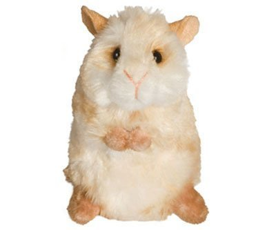 Plush Pet: Hamster