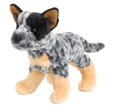 Plush K-9: Australian Cattle Dog