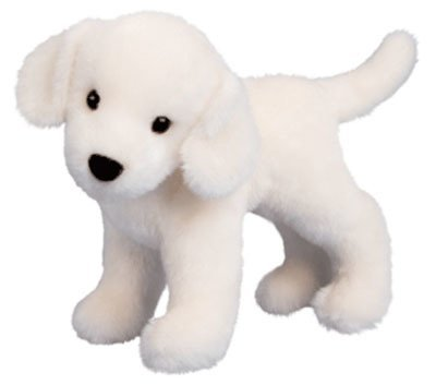 Plush K-9: Yellow Lab