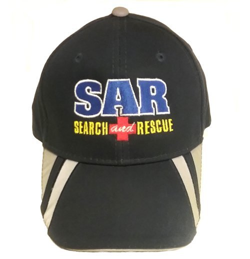 Ball Cap (Reflective): Search Specialist