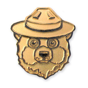 Lapel Pin: Park Ranger
